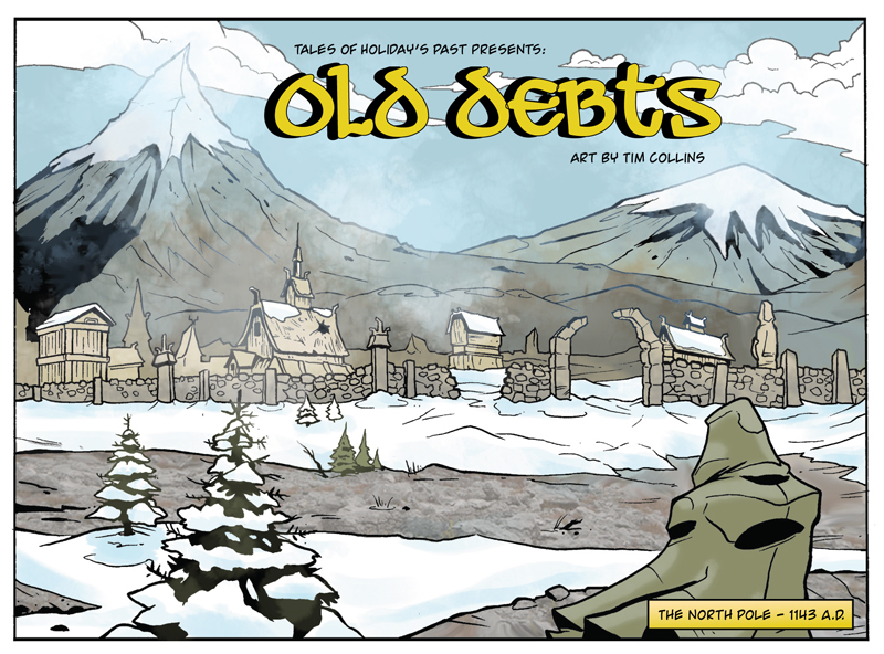Old Debts 1